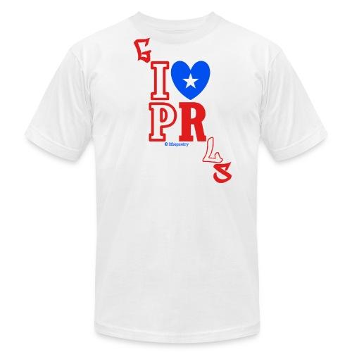 Jersey for Her Bori Glory (Less Serif) - Men's Fine Jersey T-Shirt