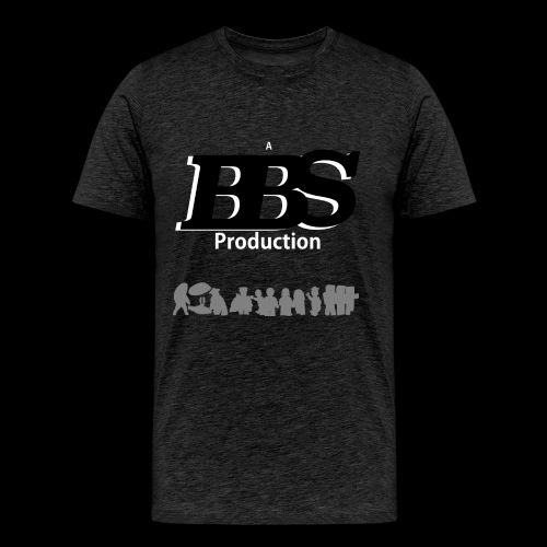 BBS Quote T-SHIRT - Men's Premium T-Shirt