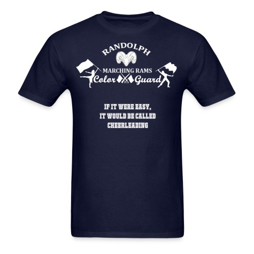 If It Were Easy - Men's T-Shirt
