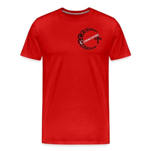 Commodore Bullocks - Men's Premium T-Shirt