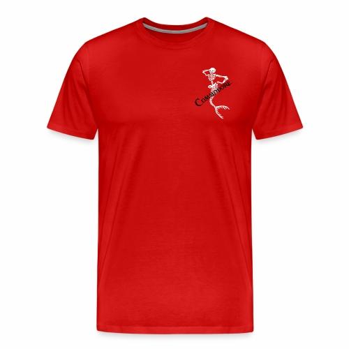 Commodore Temparence Shirt - Men's Premium T-Shirt