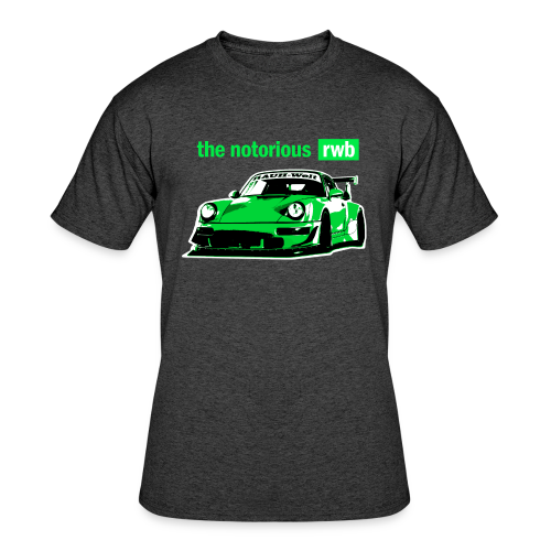 Notorious RWB Green Machine - Men's - Men's 50/50 T-Shirt