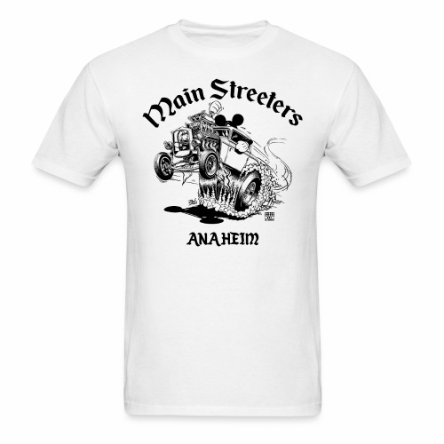 Main Streeters - Men's T-Shirt