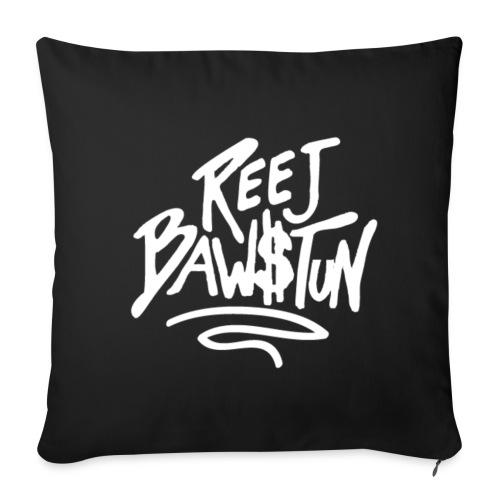 Bawstun Pillow - Throw Pillow Cover