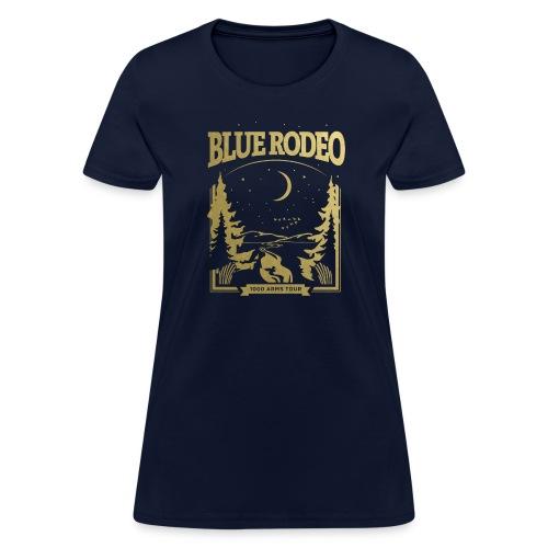 BR_1000ArmsTour_Women - Women's T-Shirt