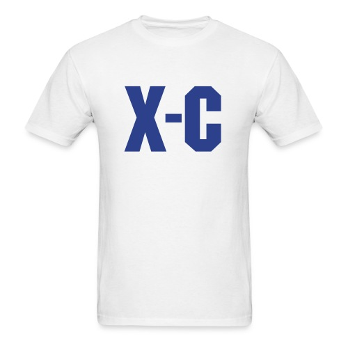 X-Club T-shirt - Men's T-Shirt