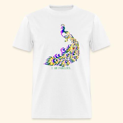 Peacock - Men's T-Shirt
