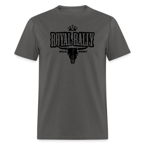 Royal Rally Wild West - Men's T-Shirt