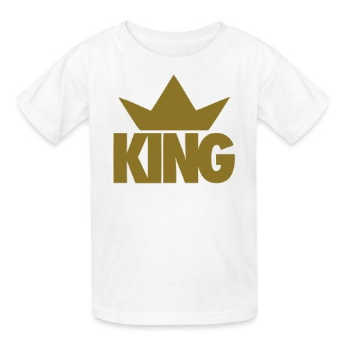 Kids - CGM KING Tee - Kids' T-Shirt