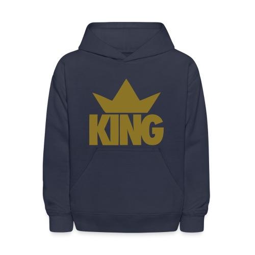 Kids - CGM KING Hoodie - Kids' Hoodie