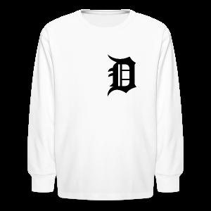 The D kids - Kids' Long Sleeve T-Shirt