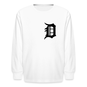The D kids - Kids' Long Sleeve T-Shirt