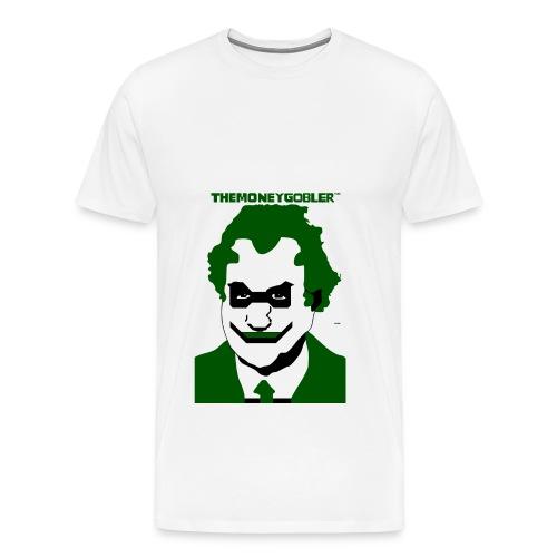 THEMONEYGOBLER - Men's Premium T-Shirt