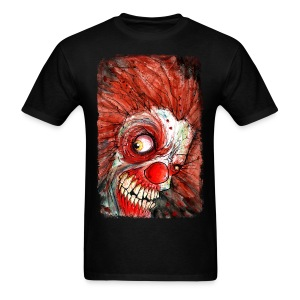 zombie clown - Men's T-Shirt
