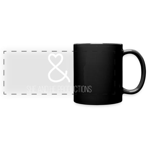 She & He Mug - Full Color Panoramic Mug