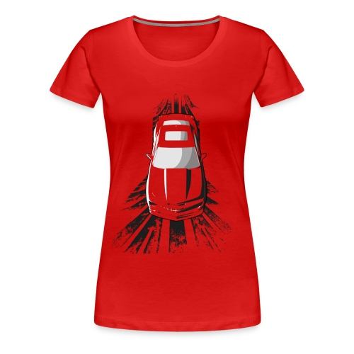 Women's Camaro Gen 5 Premium T-shirt - Women's Premium T-Shirt