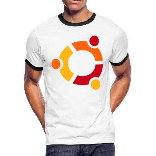 Ubuntu - Men's Ringer T-Shirt