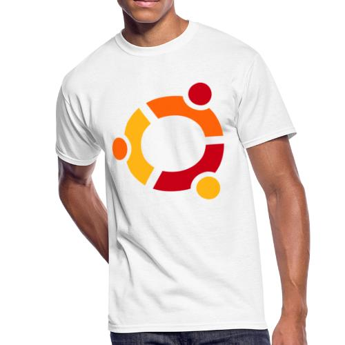 Ubuntu - Men's 50/50 T-Shirt