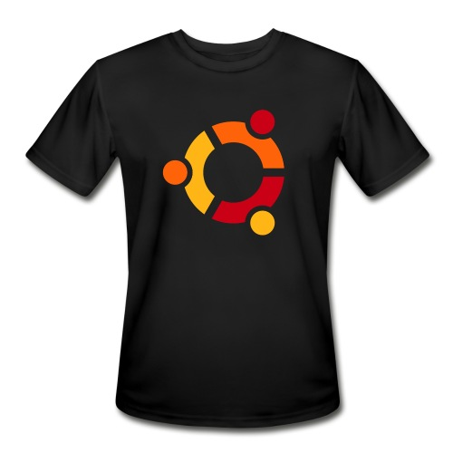 Ubuntu - Men's Moisture Wicking Performance T-Shirt