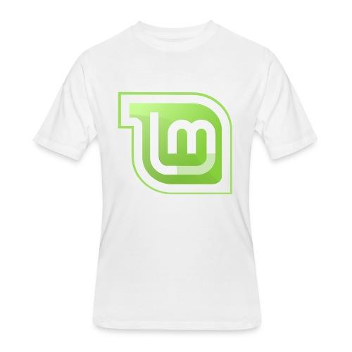 Mint - Men's 50/50 T-Shirt