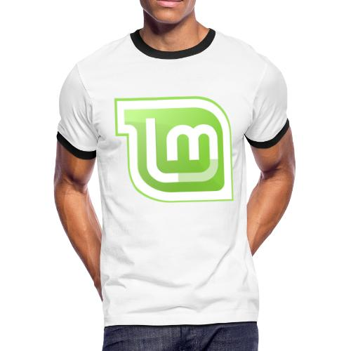 Mint - Men's Ringer T-Shirt