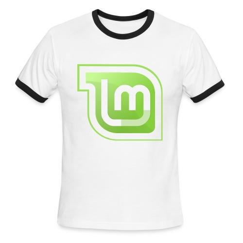 Mint - Men's Ringer T-Shirt