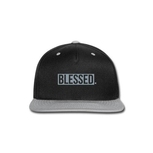 Blessed Snap-back Baseball Cap - Snap-back Baseball Cap