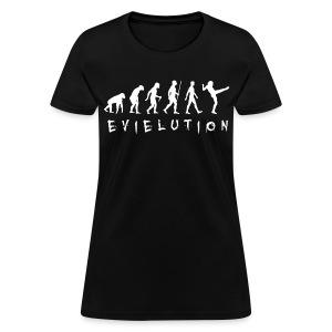 Evielution Women's T-Shirt - Women's T-Shirt