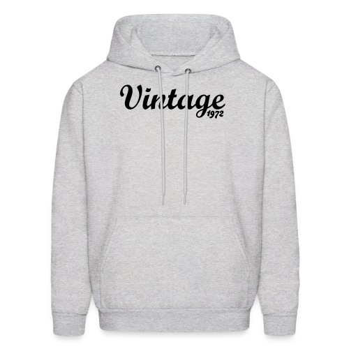 Vintage '72 Hood for Men - Men's Hoodie