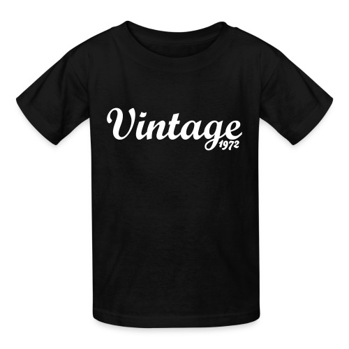 Vintage Short for Kids - Kids' T-Shirt