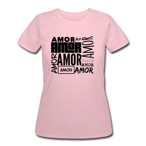 Amor-Love - Women's 50/50 T-Shirt