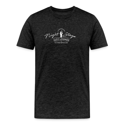 Vintage Jazz Club Theme - Men's Premium T-Shirt