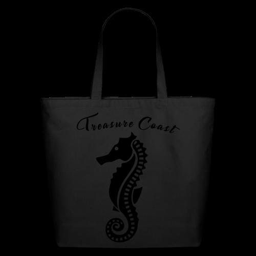 Treasure Coast Tote bag  - Eco-Friendly Cotton Tote
