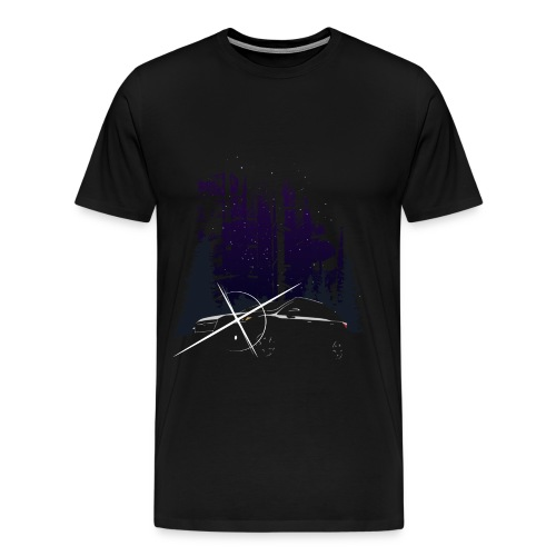 Men's Night Sky Crosstrek Premium T-shirt - Men's Premium T-Shirt