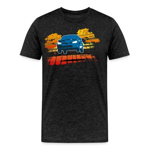 Men's Jump! Subaru STI Premium T-shirt - Men's Premium T-Shirt
