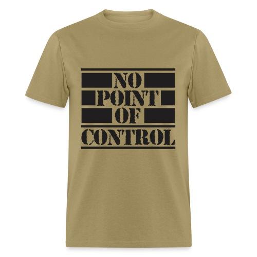 Mens No Point - Men's T-Shirt