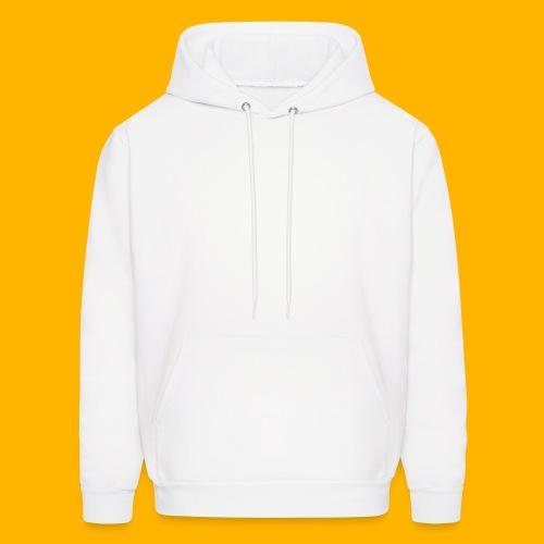 Team Free Run Jersey Hoodie (WHITE) - Men's Hoodie