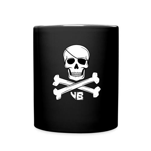 Skull & Bones Mug - Full Color Mug
