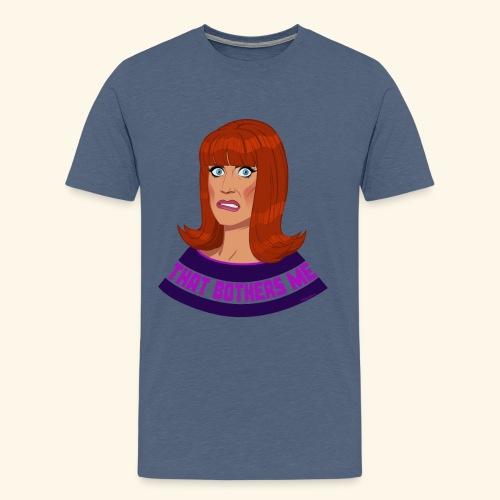 Coco Peru by Chris Ables Tee - Men's Premium T-Shirt