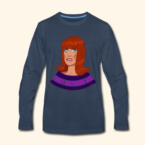 Miss Coco Peru by Chris Ables Tee - Men's Premium Long Sleeve T-Shirt