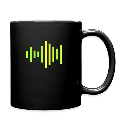 AB wave mug - Full Color Mug