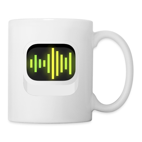 AB mug, white - Coffee/Tea Mug