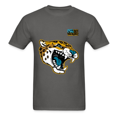 Gold Cat - Men's T-Shirt