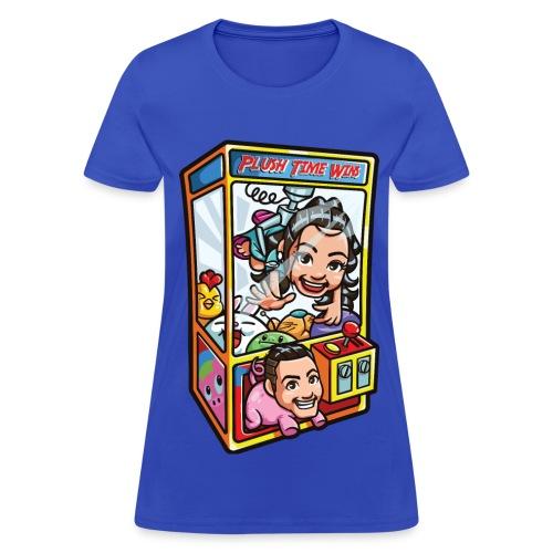 PTW In Claw Machine T-Shirt! Women's T-shirt - Women's T-Shirt
