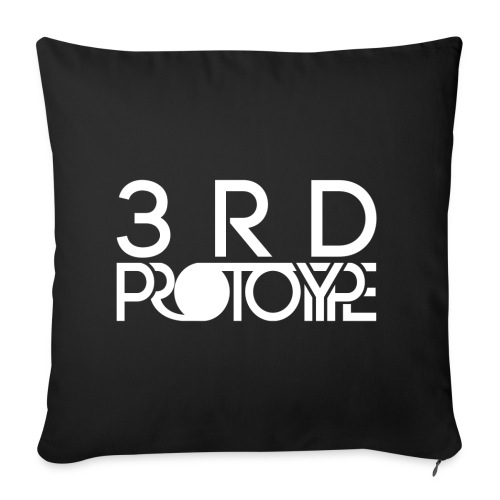 3rd Prototype pillow - Throw Pillow Cover