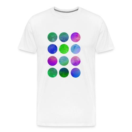 Men's WATERCOLORS Shirt - Men's Premium T-Shirt