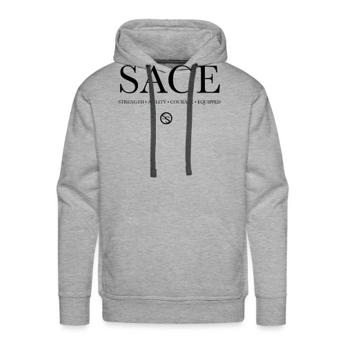 S.A.C.E. (Hoodie) - Men's Premium Hoodie