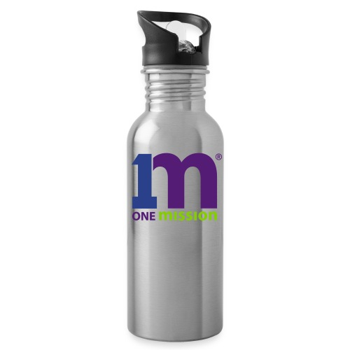 One Mission Water Bottle - Water Bottle