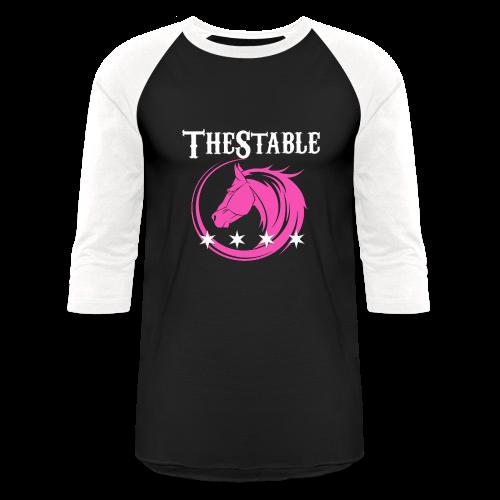 TheStable Tionna baseball shirt - Baseball T-Shirt