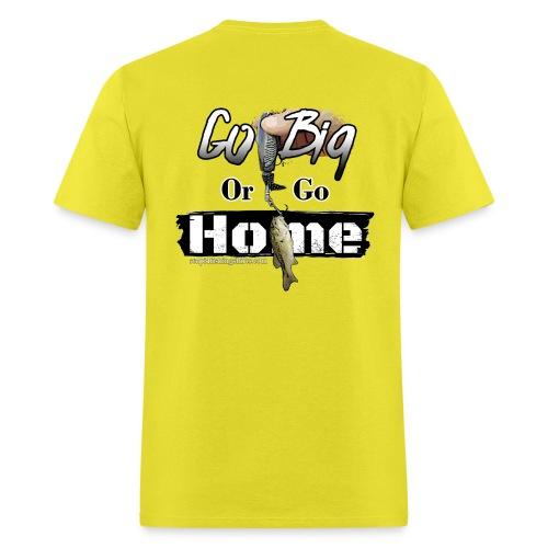 Go Big on Back - Men's T-Shirt
